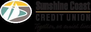 Sunshine Coast Credit Union logo.